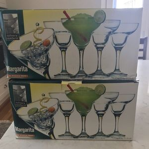 Margarita Glasses 12